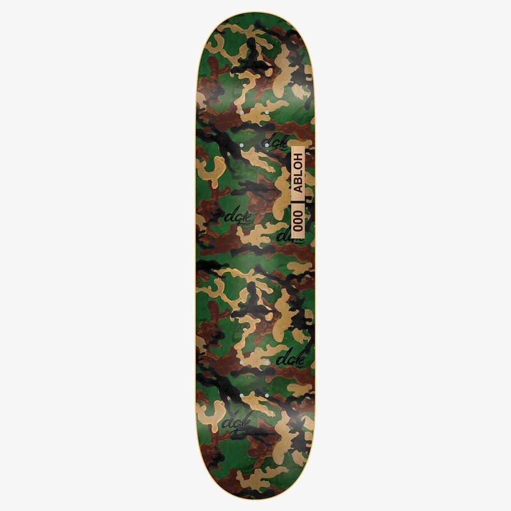 Williams Abloh Skateboard By Virgil Abloh Dgk 1