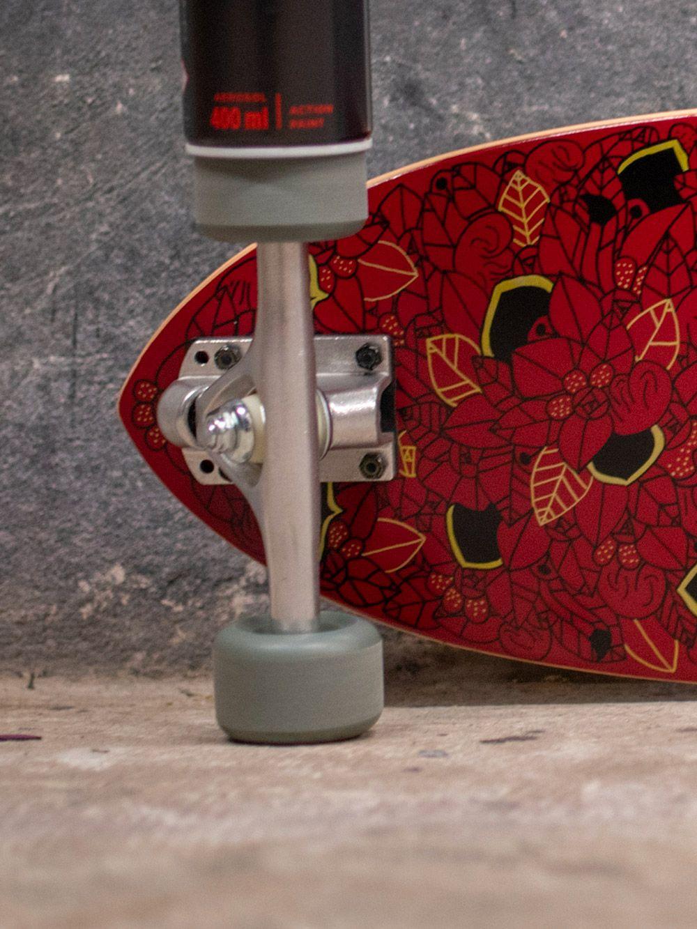 Noir De Rouge Custom Board Par Pierre Guillonneau 6