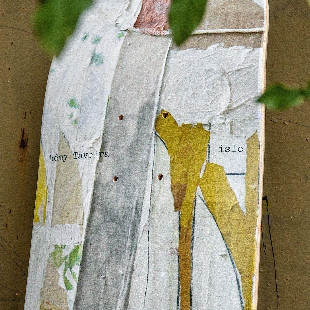 Sculpture Series By Nick Jensen X Isle Skateboards 5