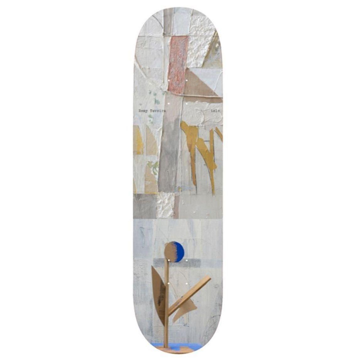 Sculpture Series By Nick Jensen X Isle Skateboards 9