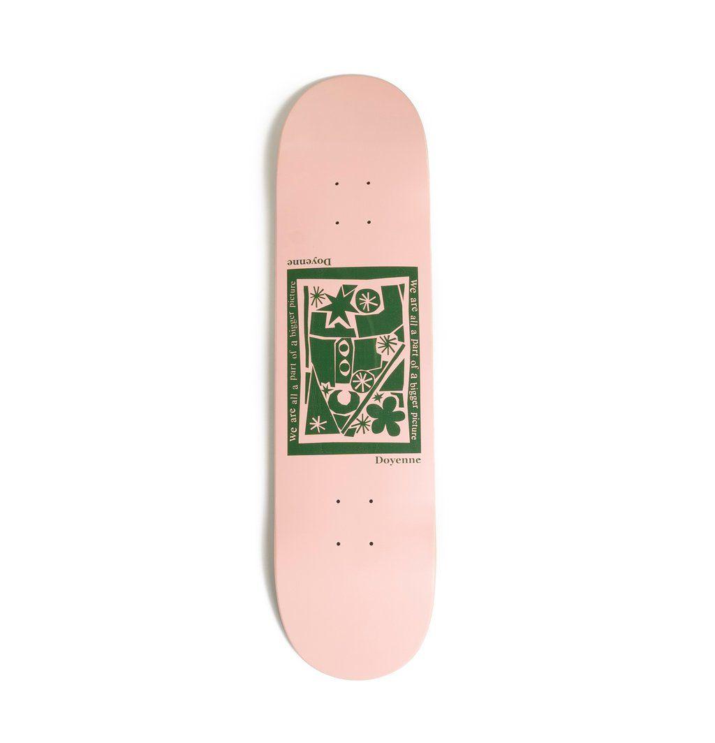 Sophie J Morrisons X Doyenne Skateboards 7