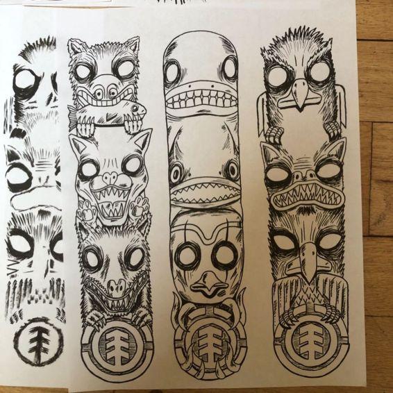 Mark Fos Foster Skateboard Graphics 15