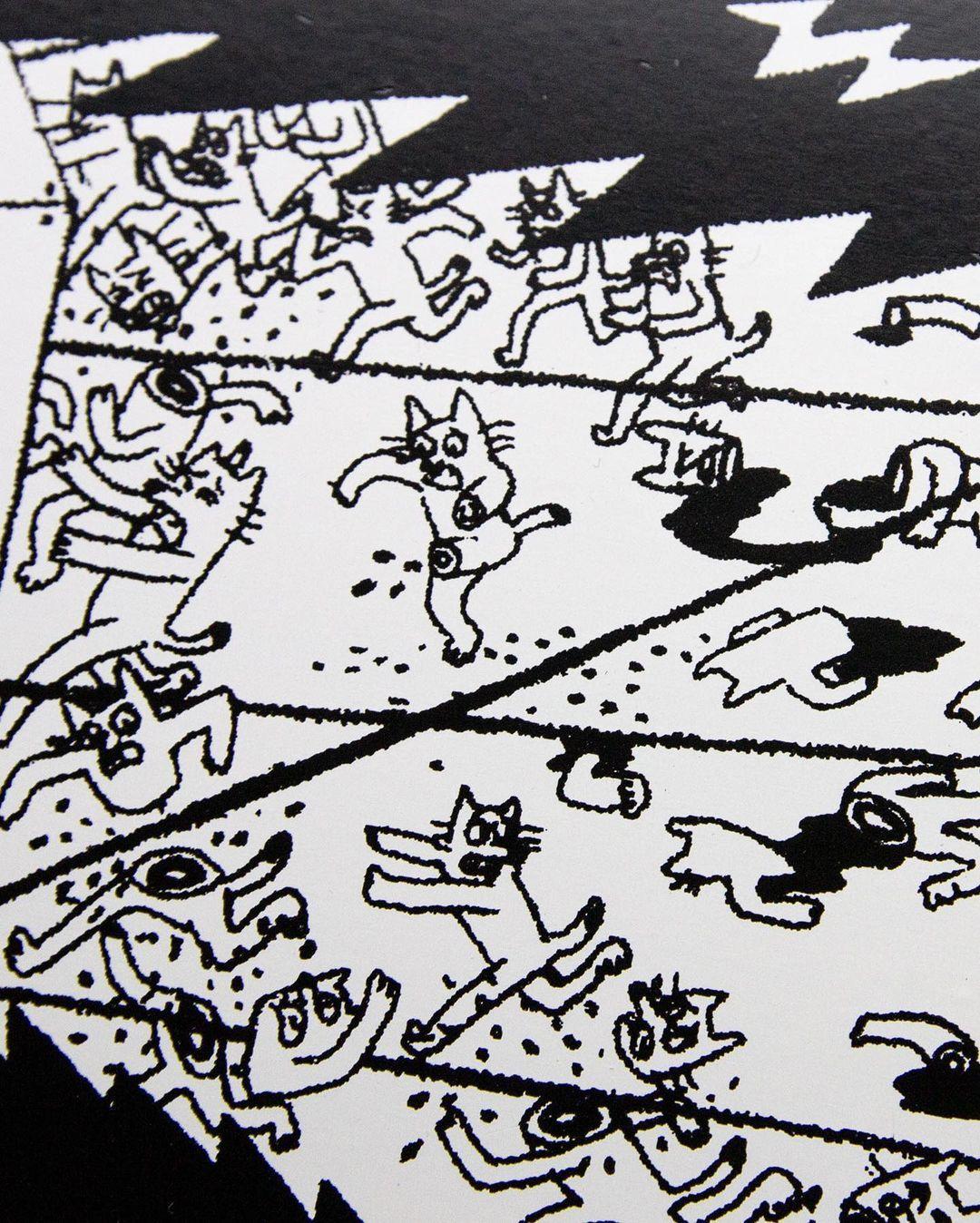 Death War 3000 Series By Christy Karacas X Deathwish Skateboards 4
