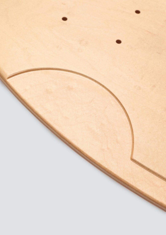 Haroshi X Tendo Mokko Skateboard Deck 2