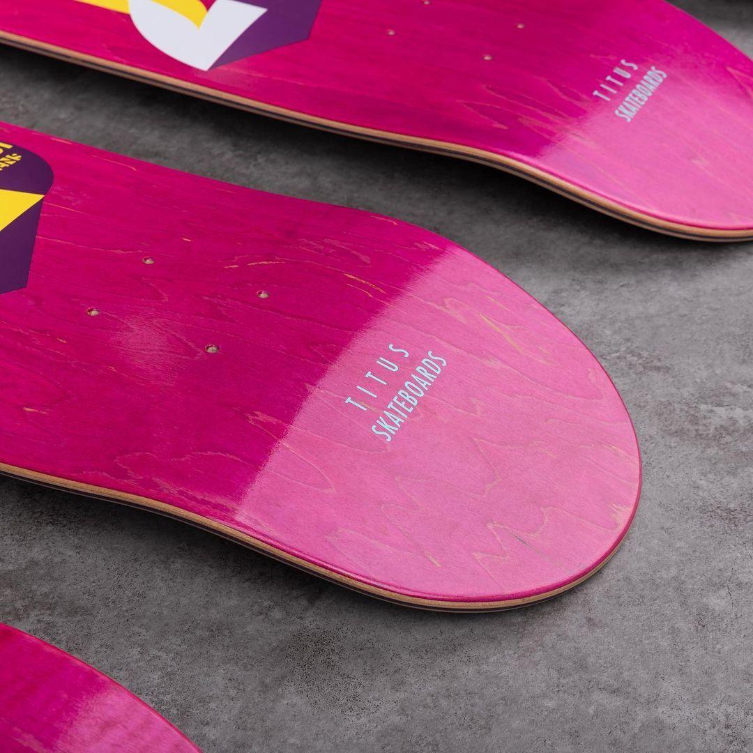 Aerobic Series Par Fzchiedric X Titus Skateboards4