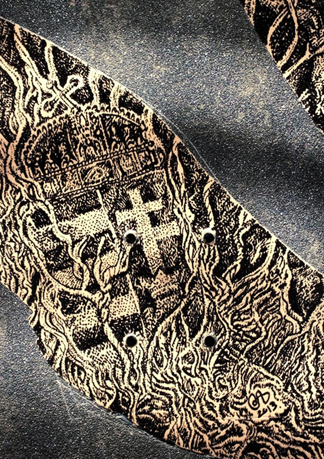 Mythology Of Self Custom Boards By Jager Attila 1