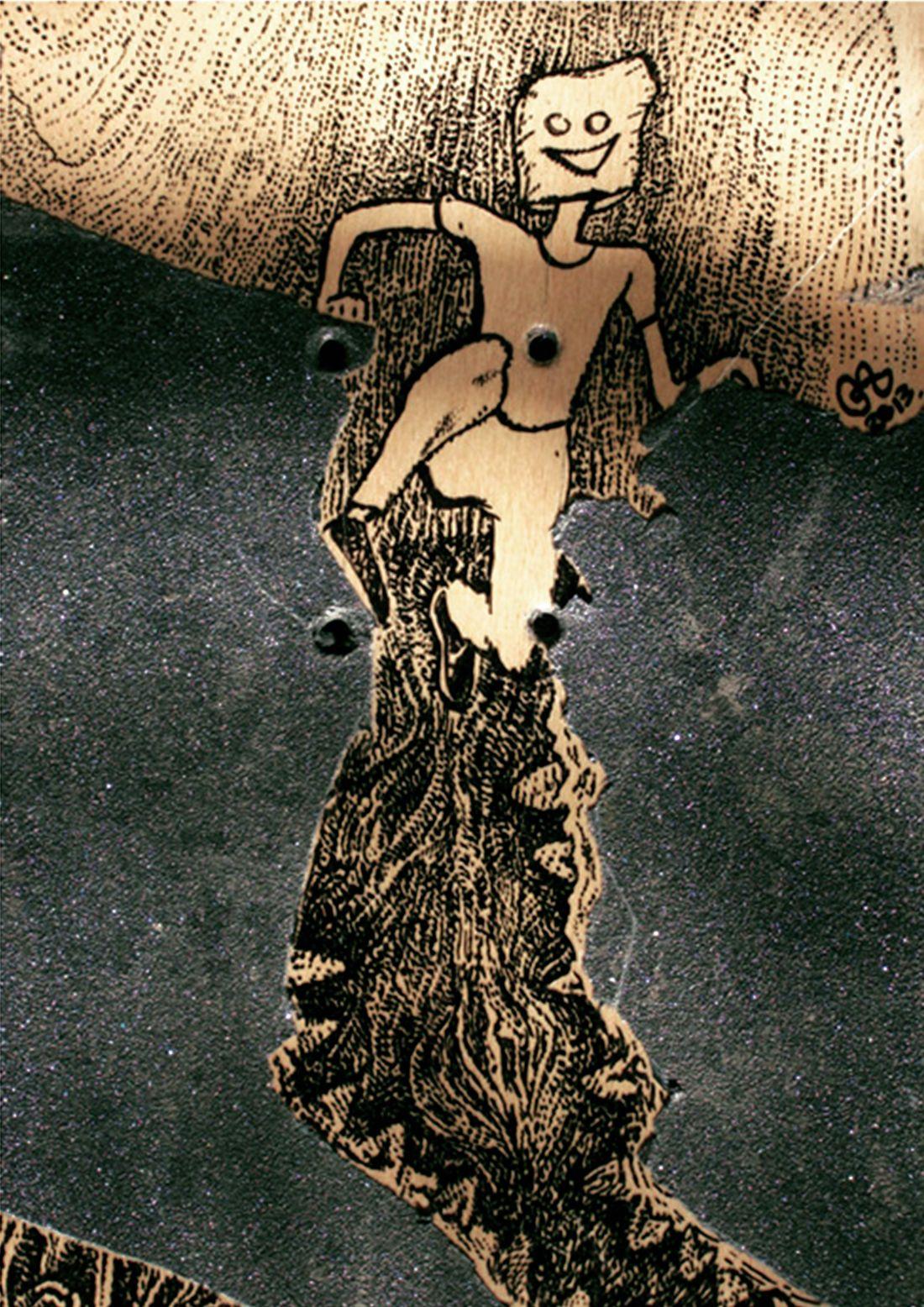 Mythology Of Self Custom Boards By Jager Attila 5