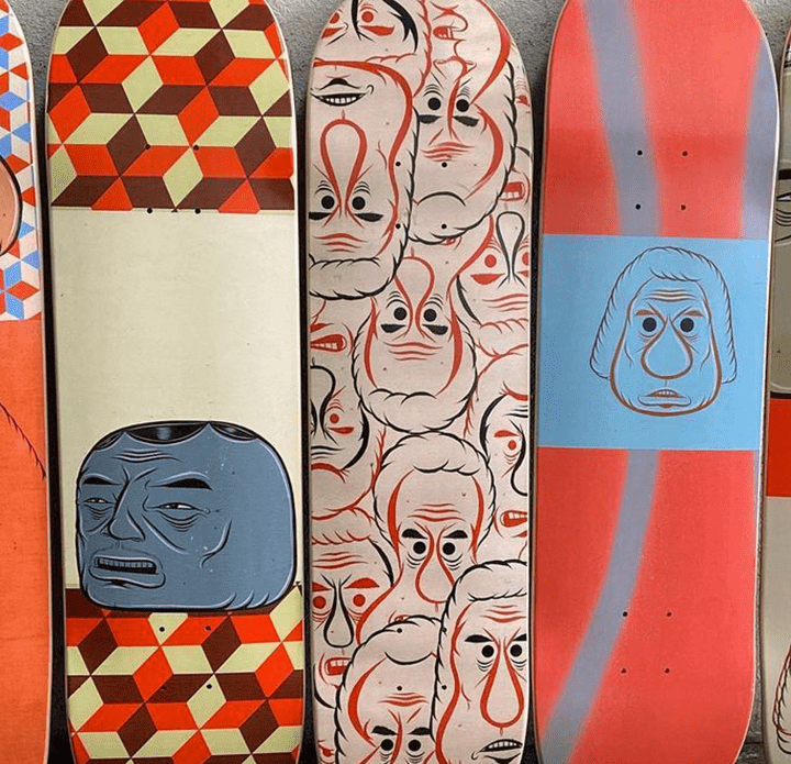 Barry Mcgee X Baker Skateboards.11
