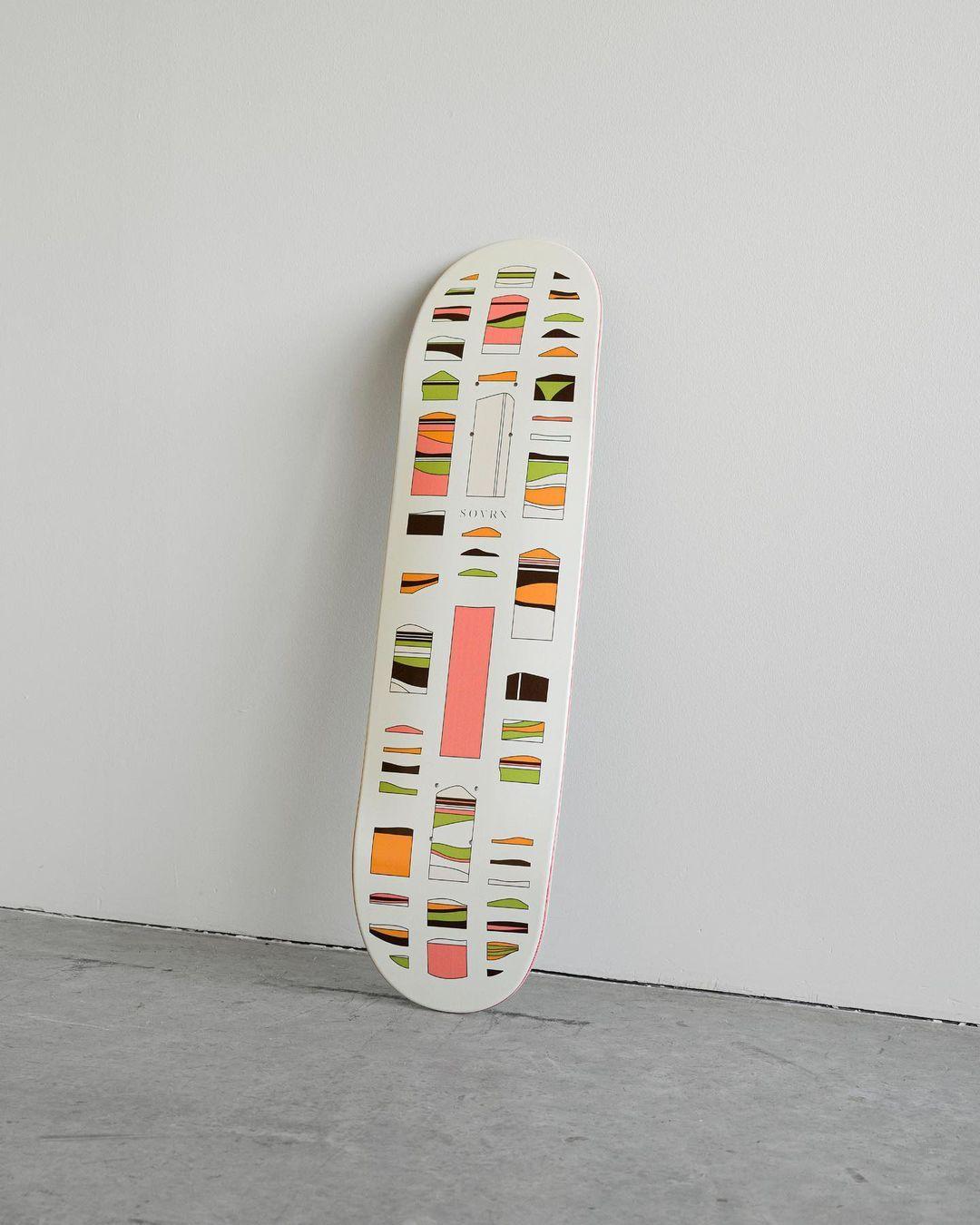 Tephra Skateboard Par Ella Webb X Sovrn Skateboards1