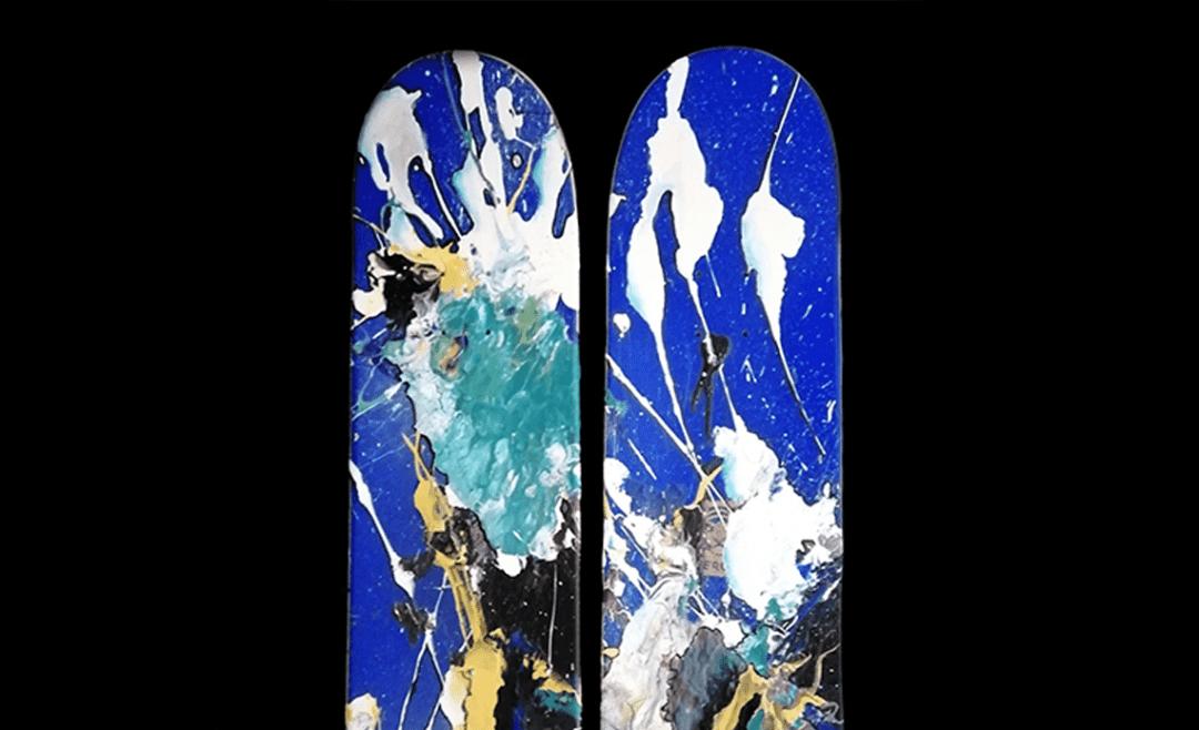 Skate Art Youlia Narkevitch-Iodko Théoule