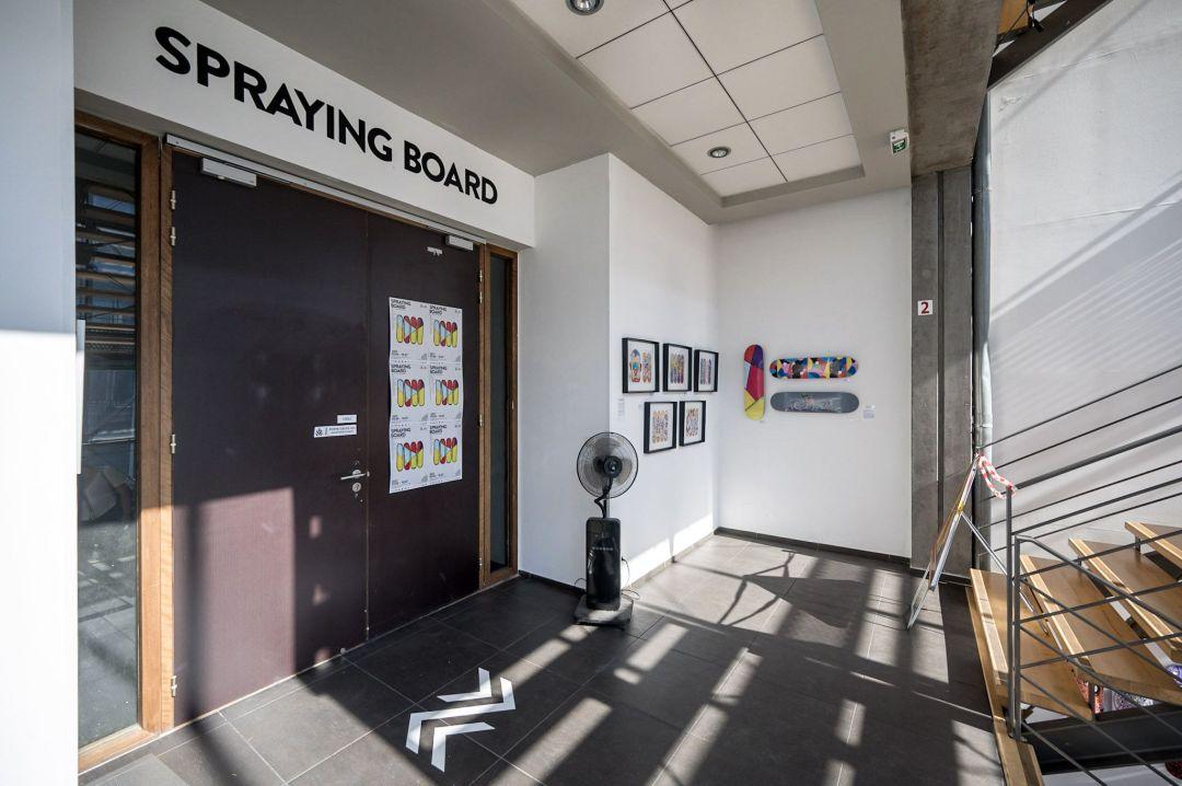 Vernissage Spraying Board (28)