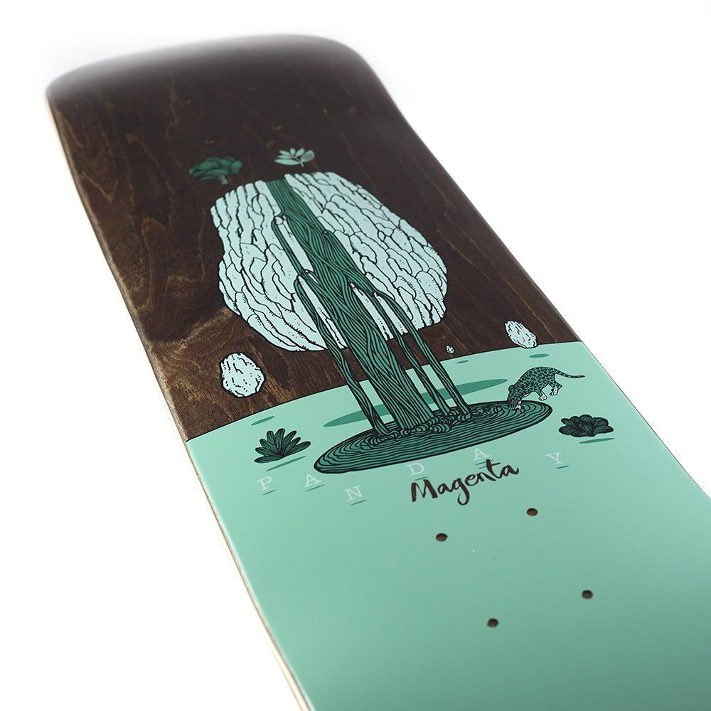 Landscape Series By Soy Panday For Magenta Skateboards 1