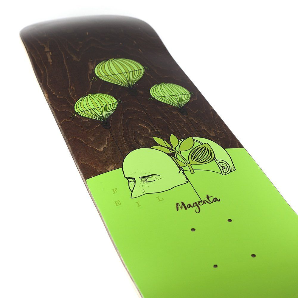 Landscape Series By Soy Panday For Magenta Skateboards 6