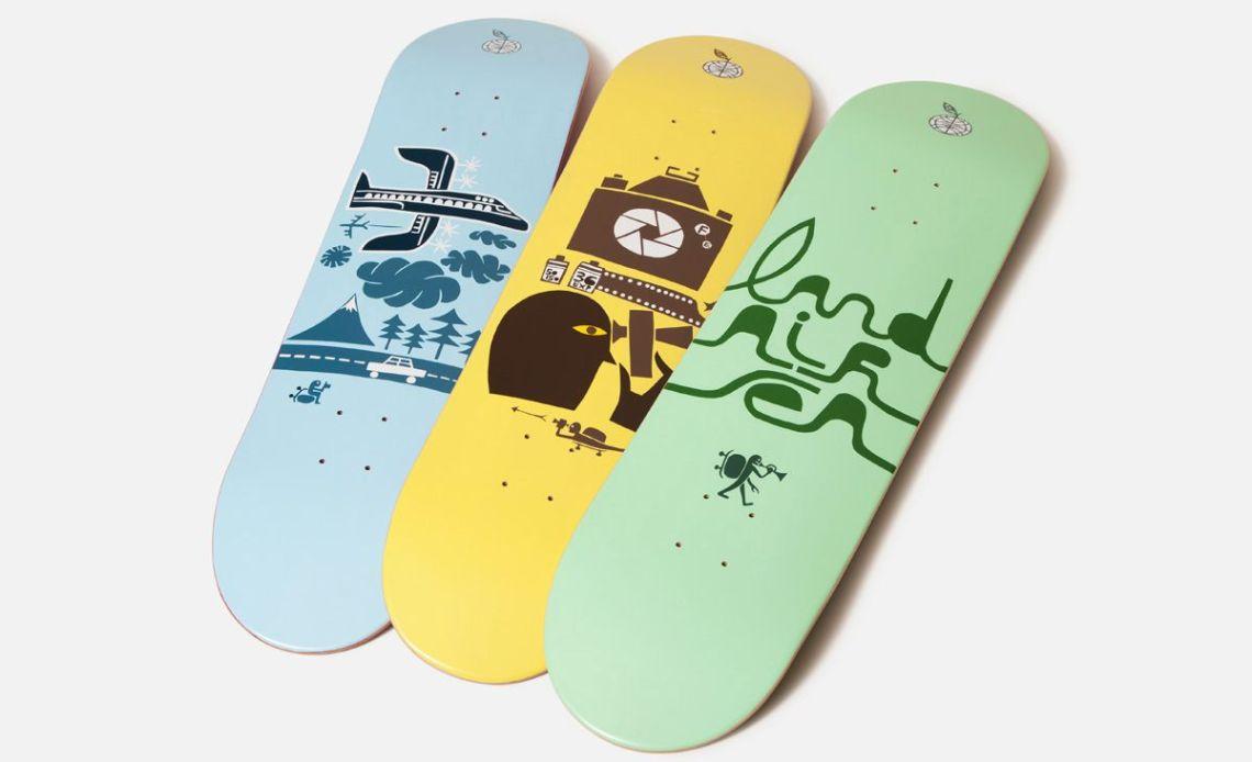 Fernando Elvira X Atlas Skateboarding