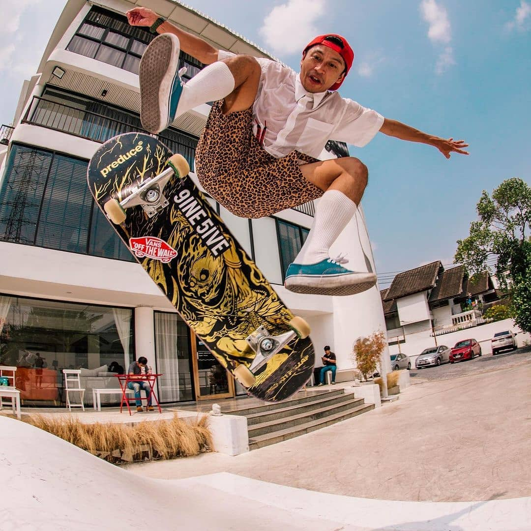 Nakara Series By Smith Phiromsank X Preduce Skateboards 8