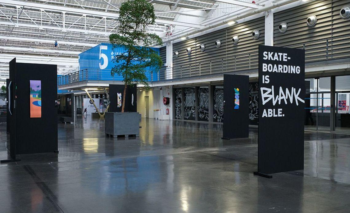 Skateboarding Is Blank Able By Decathlon 1