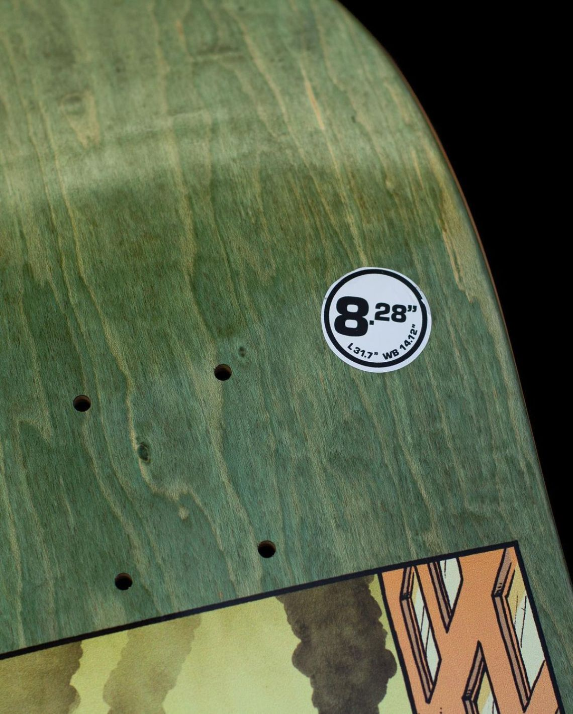 The Nice Neighborhood Series By Todd Francis For Real Skateboards 6
