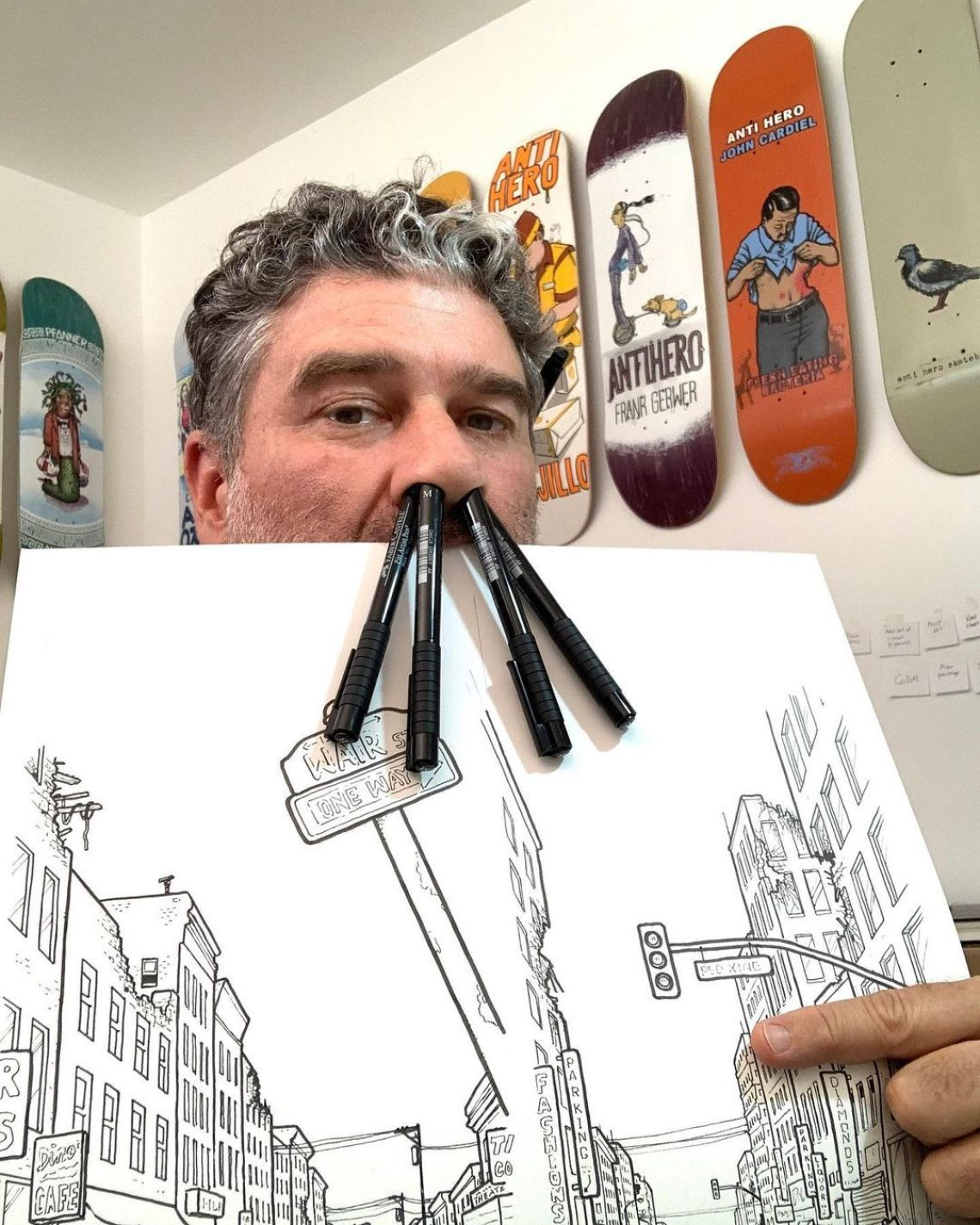 The Nice Neighborhood Series By Todd Francis For Real Skateboards 7
