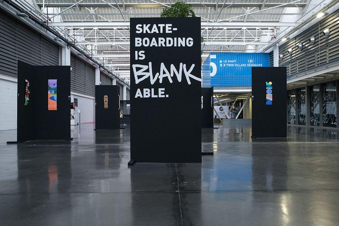 Skateboarding Is Blank Able By Decathlon 20