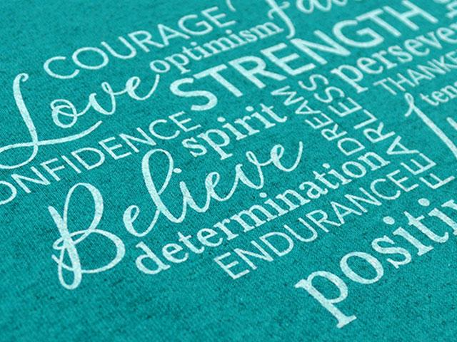 Encouragement. . .