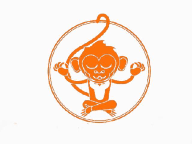 Meditate The Monkey. . .