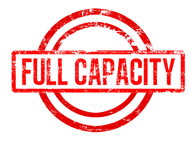 Capacity. . .
