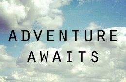 Adventure. . .