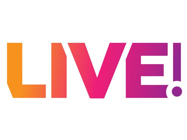 Live. . .