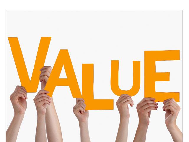 Lasting Value. . .