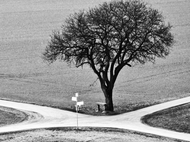 Crossroads. . .