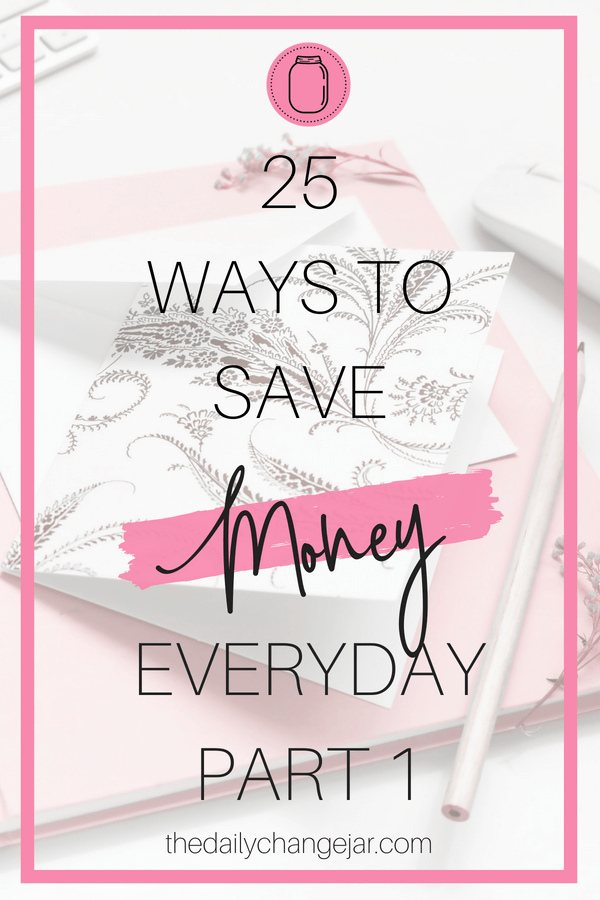 Are you always looking for creative new ways to save money? Here is a list of 25 ways you can start saving more money today. Click the image to check out the list of 25 ways to save more money today! 401k   betterment   budget   debt   fidelity   financial independence   index funds   investing   ira   mortgage   personal capital   personal finance   real estate investing   retirement   roth ira   saving   side hustle   stock investing   student loans   vanguard   wealthfront   jobs   career   credit   bankruptcy