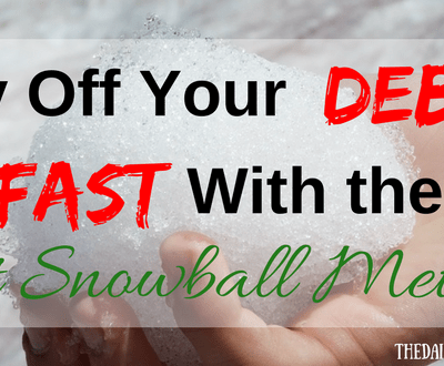 Pay Off Your Debt Fast With the Debt Snowball Method!