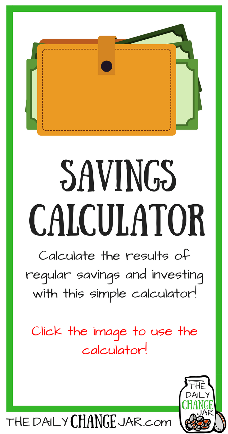 Do you know how much you should be saving? Use this simple calculator to determine the results of regular savings and investing! Click the image, enter your a few stats and out pops your predictions! 401k | betterment | budget | debt | fidelity | financial independence | index funds | investing | ira | mortgage | personal capital | personal finance | real estate investing | retirement | roth ira | saving | side hustle | stock investing | student loans | vanguard | wealthfront | jobs | career | credit | bankruptcy