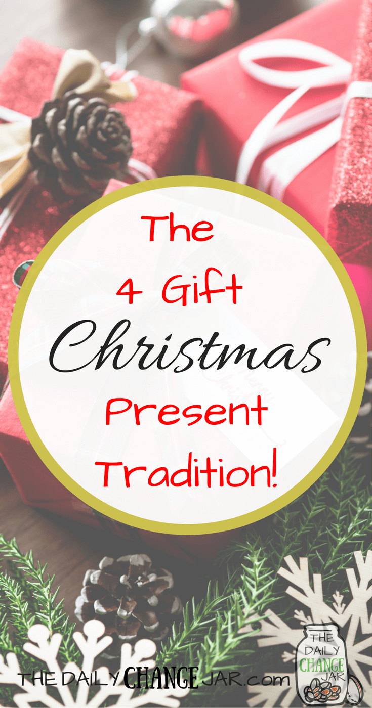 What do you give your kids for Christmas? Don't spoil them with things they will forget about in a few weeks! Click the image to read the post on the ONLY 4 things you should be getting your kids for Christmas that they will love and appreciate. #giftsforkids #christmas #giftgiving #giftchallenge #giftsforboys #giftsforgirls #4giftchallenge #christmasgifts #need #want #read #wear #needwantwearread #educationaltoys #christmasgiftsdiy #christmasgiftideas #cheapchristmasgifts #christmas2017 #2017 #uniquechristmasgifts #inexpensivechristmasgifts