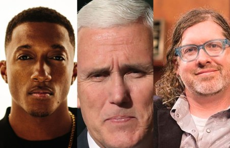 Mike Pence, Ted Kluck, And Lecrae Said WHAT?