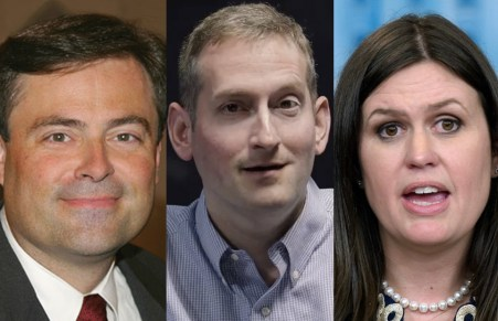 Mark Dever, Sarah Huckabee Sanders, And Sam Allberry Said WHAT?