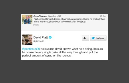 Oops: Looks Like David Platt Thought He Was Responding To…