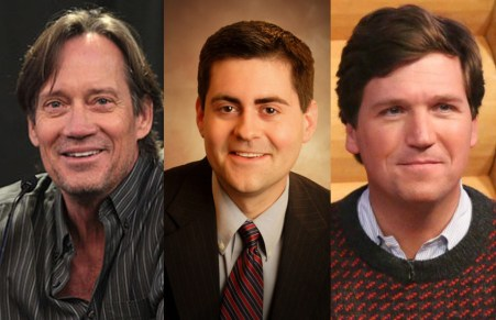 Kevin Sorbo, Russell Moore, and Tucker Carlson Said WHAT?