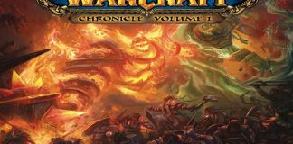 World Of Warcraft Chronicles Cover