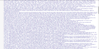Blogger Compressed HTML