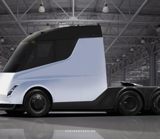 Tesla Semi Truck