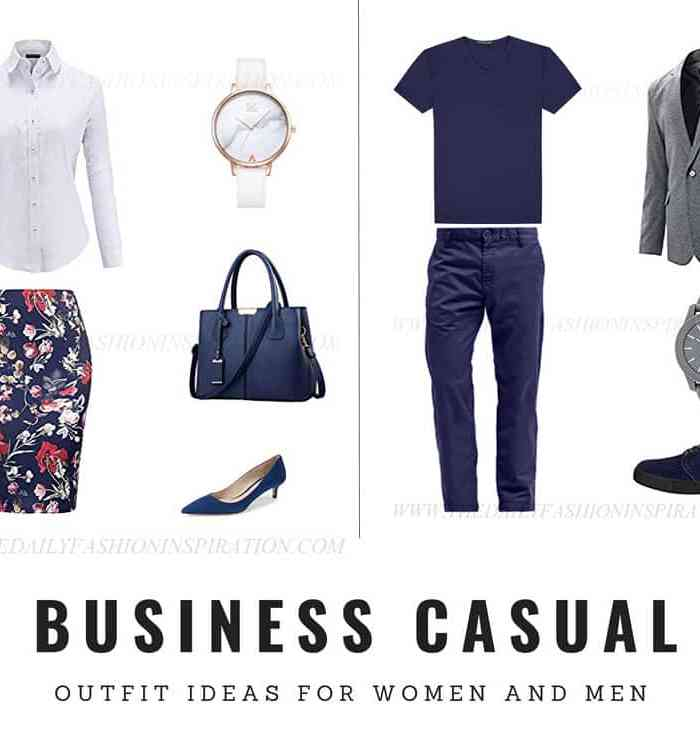 BUSINESS CASUAL ATTIRE (EASY TO COPY OUTFIT IDEAS 2018)