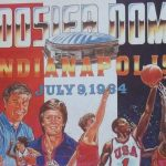 This Date in Hoosier History: Knight and Alford Lead Team USA in Front of Record Basketball Crowd