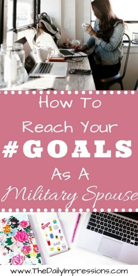 There are ways to achieve all your dreams while being supportive of your spouse's career and yes, it is still accomplishable as a mom. Being a wife and mom doesn't stop your show…YOU DO! Okay, that was harsh but we're girlfriends so I had to be honest with you. Now, I am not here to drop that bomb then walk away. I am here to help you! So…here are some ways that you can stay focus and accomplish those goals of yours.
