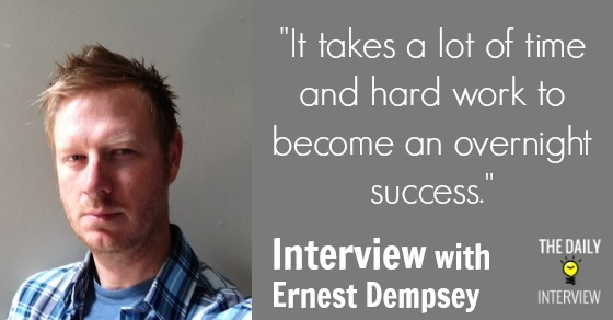 ernest-dempsey-quote
