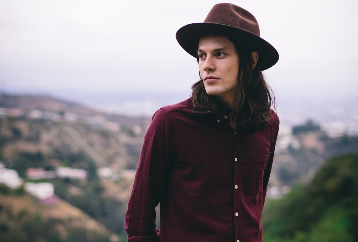 5 Reasons To Fall In Love with James Bay
