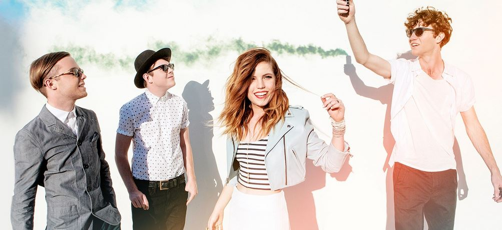 "Song Of The Day: Echosmith - ""Let's Love"""