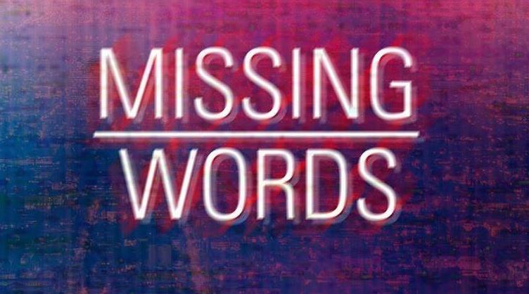 """PREMIERE] Missing Words – """"Memories"""" – The Daily Listening"""
