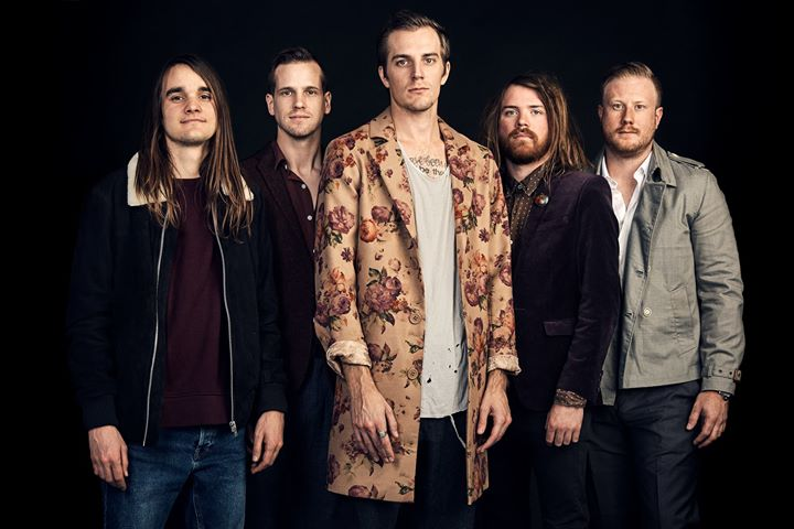 [LIVE] The Maine (+The Technicolors, Night Riots) @ KOKO, London