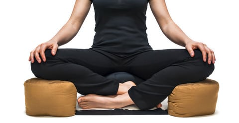 best meditation cushions for bad knees